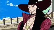 One Piece 3D2Y Mihawk
