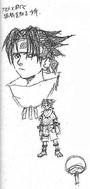 Sasuke Concept Art