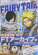 Monthly Fairy Tail Magazine Vol 11