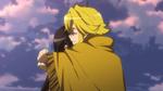 Leone and Akame's Last Hug