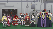 Ainz and maids science lab (Overlord OVA 7)