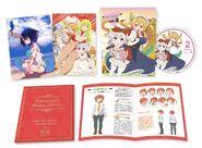 Kobayashi-san Chi no Maid Dragon BD DVD Set Vol 2