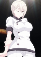 Alice Nakiri Stitched Cap (Food Wars! Ep 22)