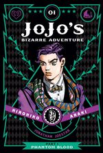 Jojo Phantom Blood Vol 1