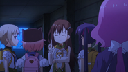 School Live Ep 2 Test of Courage