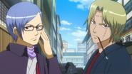 Sarutobi Ayame and Tsukuyo genderbend Ep 276
