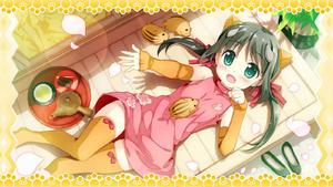 Etotama Episode 10 Opening Illustration