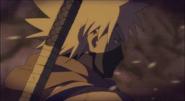 Kakashi as a ANBU