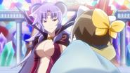 Chu tan and Nya tan past Etotama Episode 11
