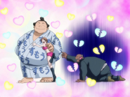 Kyo Leaves Buccha (Air Gear Ep 8)