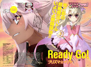Kuro Illya and Illya Fate Kaleid 2Wei