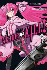 Akame ga Kill Vol 2 English