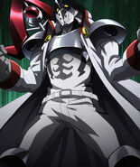 Bulat's Imperial Arms Stitched Cap Akame ga Kill Ep 04