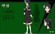 Sayo Anime Concept