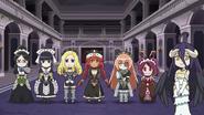 Pleiades Group (Overlord OVA 8)