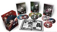 Sentai Filmworks' Akame ga Kill Collector's Edition 2