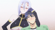 Rachnera and Kurusu Monster Musume Ep 7