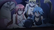Miia, Papi, and Cerea Monster Musume episode 3