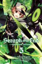 Seraph of the End Volume 5