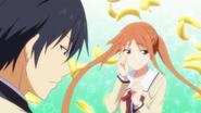 Yoshiko Hanabatake love banana (Aho Girl Ep 1)