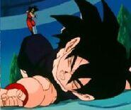 Goku+beat+gohan