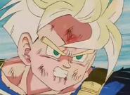Ssj gohan beat up