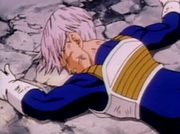 Trunks is dead after frieza killed him