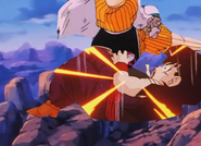 Dr geor hits gohan in the stomach3
