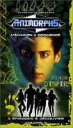 French VHS Volume 6 cover