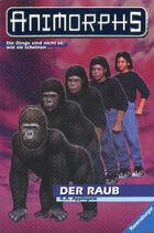 Animorphs 5 the predator Der Raub german front cover