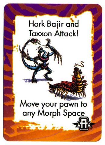 File:Hork Bajir taxxon card animorphs invasion game.jpg