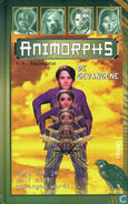 Animorphs 6 the capture dutch cover