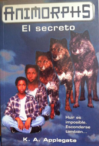 File:Animorphs 9 the secret El secreto spanish cover Ediciones B.jpg