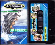 Animorphs 4 the message german audiobook