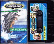 Animorphs 4 the message german audiobook