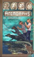 Animorphs 12 the reaction dutch cover