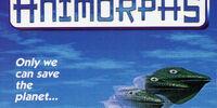 UK Animorphs Books