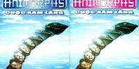 Vietnamese Animorphs Books