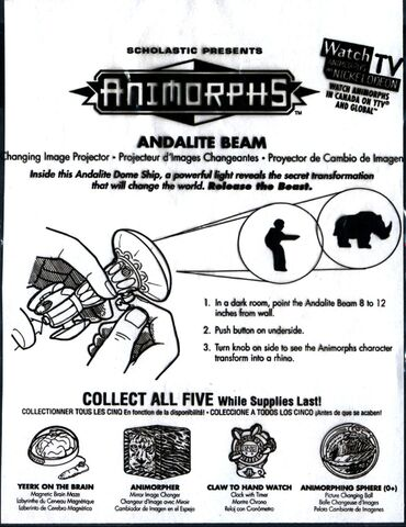 File:Animorphs taco bell 1998 andalite beam toy bag front.jpg