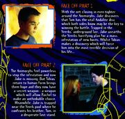 Face off parts 1 and 2 australian vhs 1.7 summaries