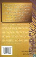 Animorphs 5 the predator Het Weerzien dutch back cover