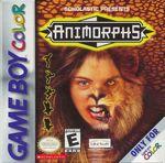 Animorphs GBC cover