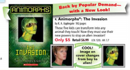 The invasion rerelease in may 2011 scholastic book order