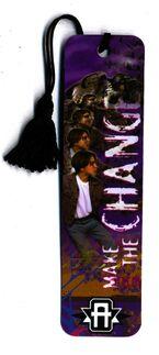 Tobias antioch tassled bookmark make the change book 3