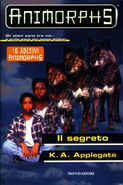Animorphs 9 the secret il segreto italian cover