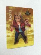 Rachel morph card (bear)