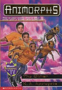 Animorphs 40 the other front cover high res