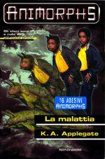 Animorphs 29 the sickness la malattia italian cover
