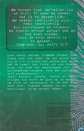 Animorphs 1 the invasion De Invasie Dutch back cover