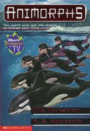 Animorphs 36 the mutation front cover high res